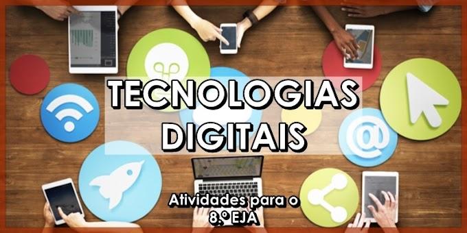 Tecnologias Digitais da Informação e Comunicação - Atividades de Artes para o 8.º EJA