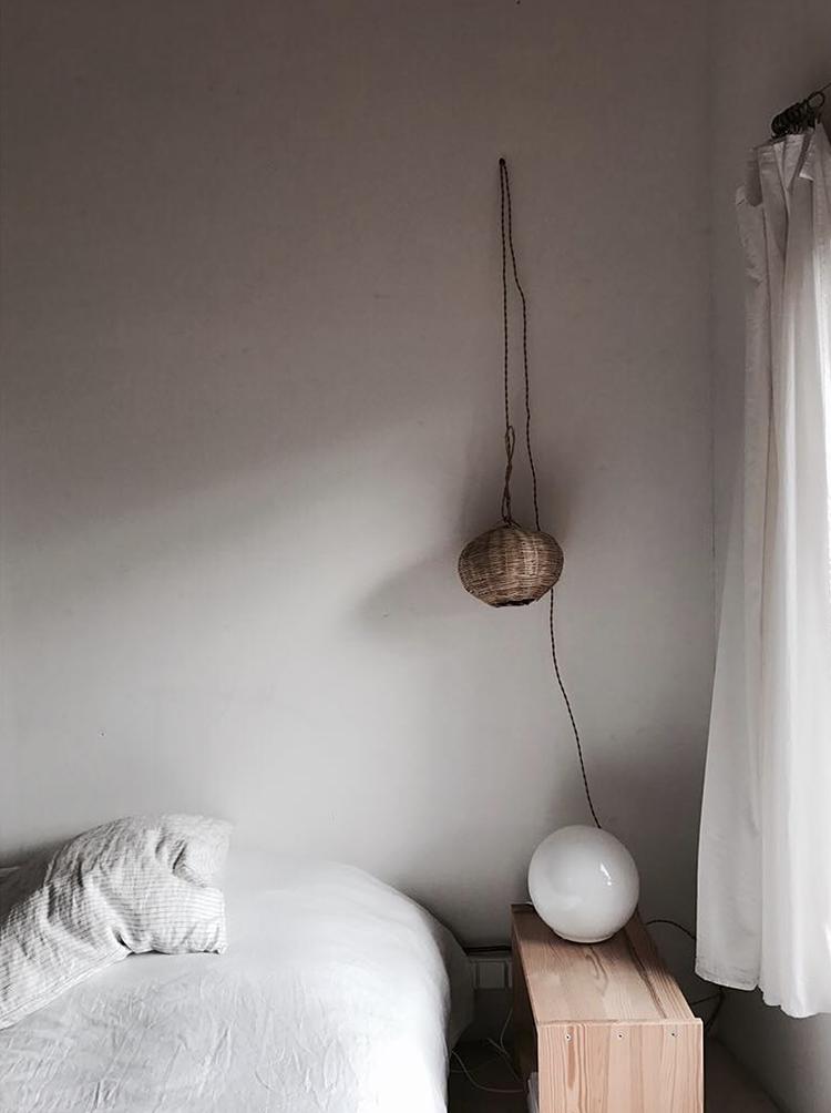 Rustic minimalism by Aurelie Lecuyer