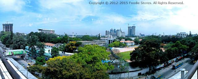 Bangalore Paranoma View, Weather, Bengaluru