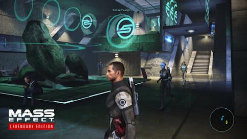 les optimisations graphiques de Mass Effect Édition Légendaire