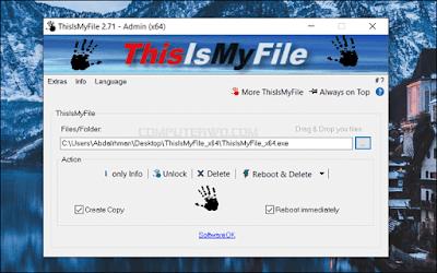 تحميل برنامج ThisIsMyFile للكمبيوتر