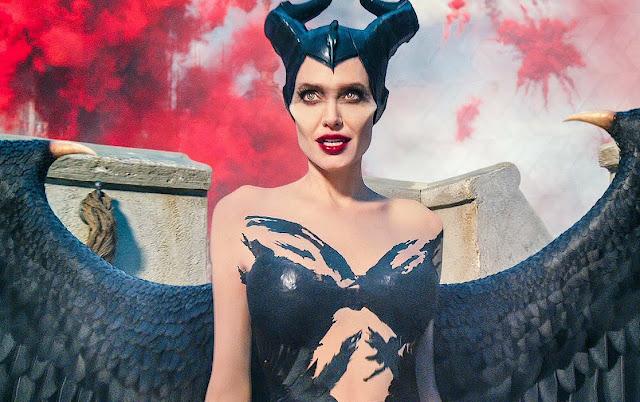 """Angelina Jolie retorna como a Dona do Mal no primeiro trailer de """"Malévola 2"""""""