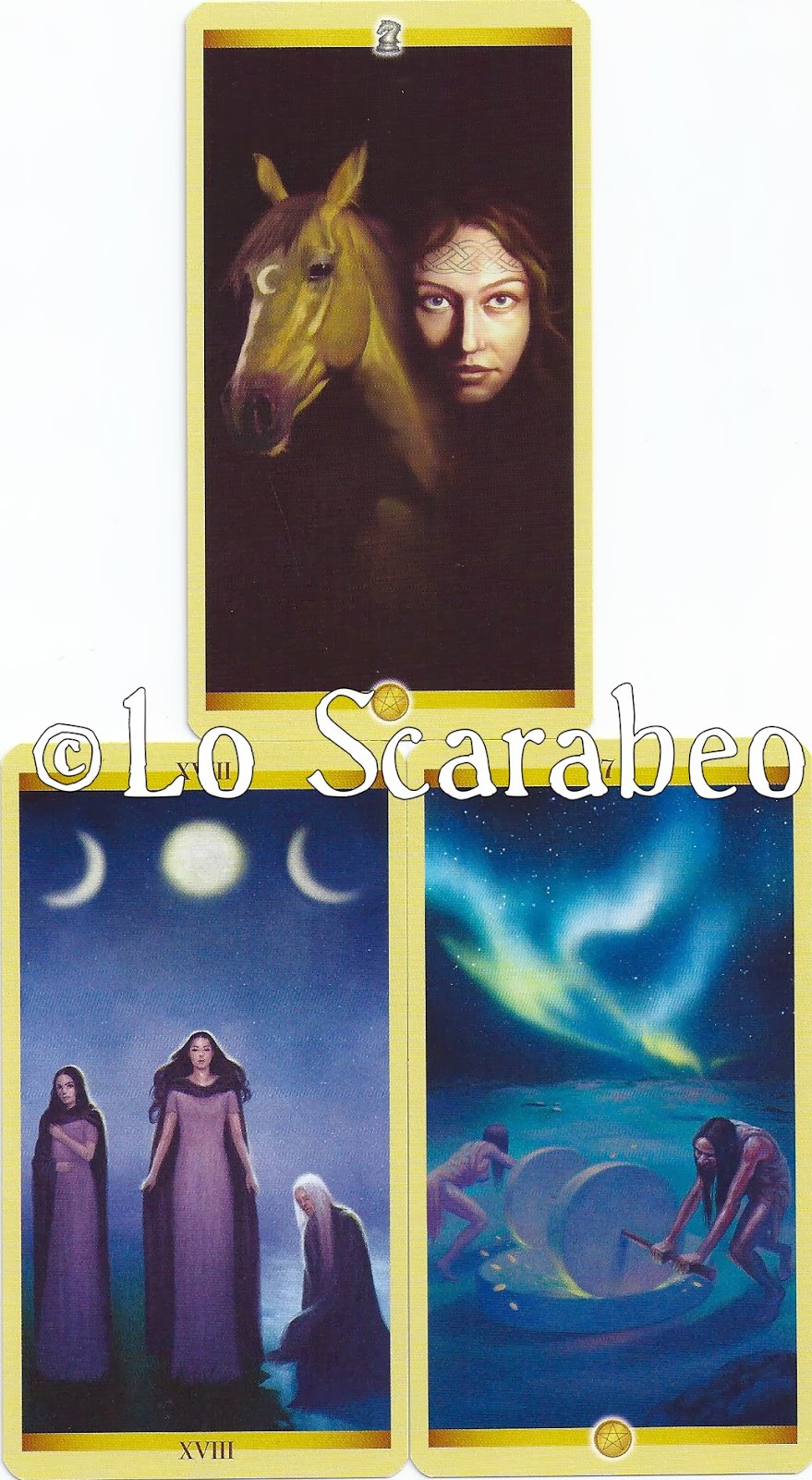 Inner Whispers: BMS With The Tarot Of The Sacred Feminine