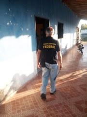 Polícia Federal cumpre mandato de busca e apreensão na colônia de pescadores em Luís Correia-PI