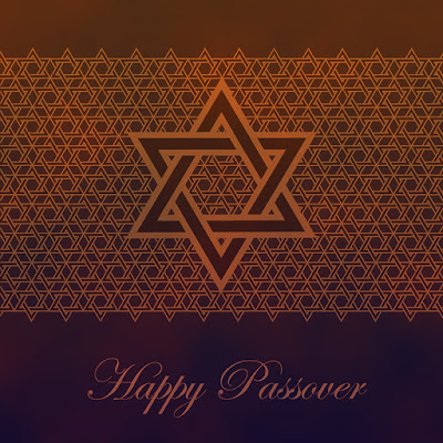 Printable Passover 2017 Greeting Card