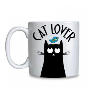 Caneca Cat Lover Gato