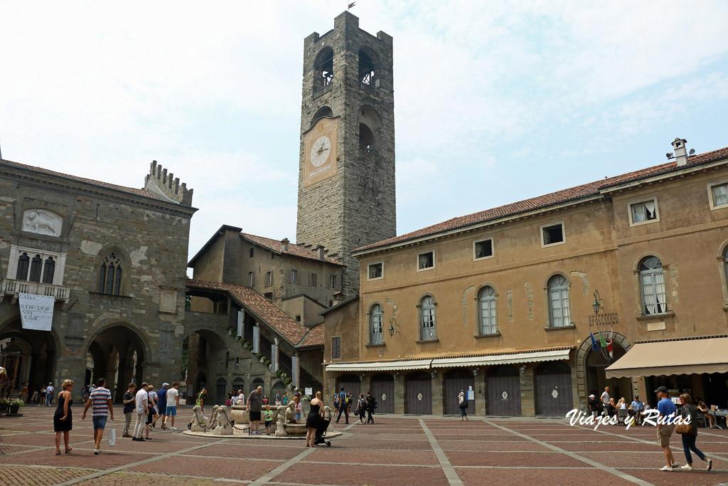 Piazza Vecchia de Bergamo