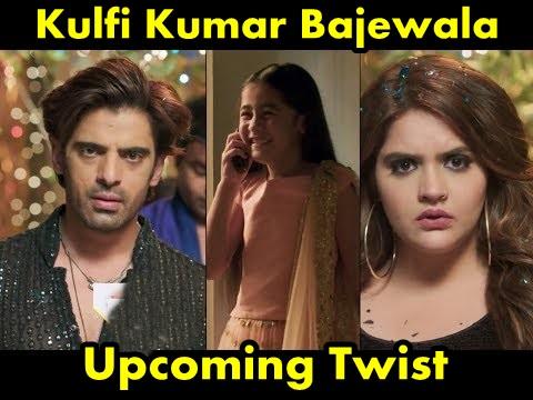 Mindblowing Twist ahead in Star Plus Kulfi Kumar Bajewala