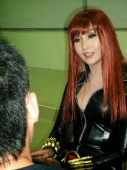 Foto seorang gamer cantik asal Filipina yang bernama Alodia Gosiengfiao