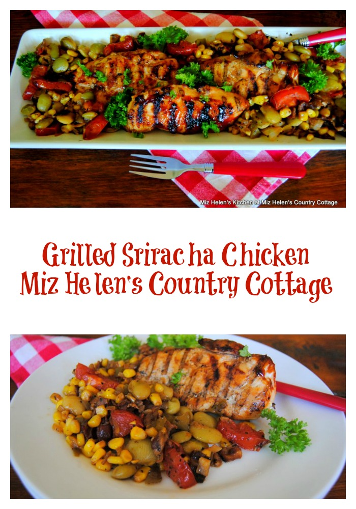 Miz Helen's Country Cottage: 15 Summer Grilling Recipes