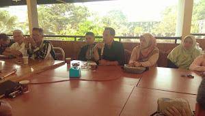 Iwan Setiawan Bersilaturahmi Dengan Forum RW Kelurahan Setiamanah
