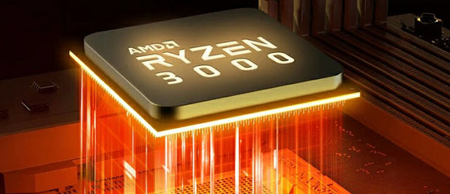 Matisse Amazon, the Ryzen 3000XT