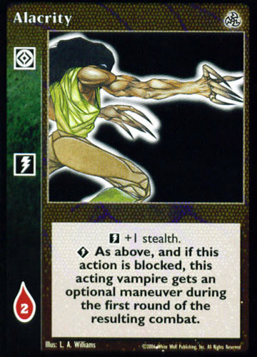 6x Sociopath Vampire Eternal Struggle VTES Jyhad