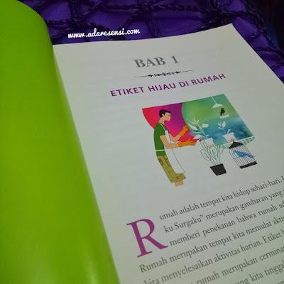 resensi buku pintar etiket hijau