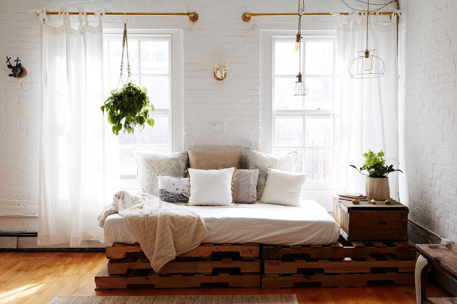 Ikea Nice France Vintage Style Loft In Tribeca, New York