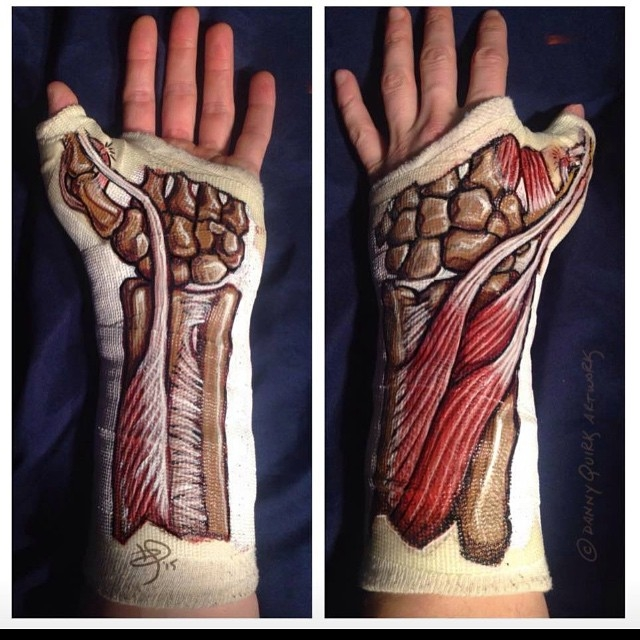 12-Danny-Quirk-Anatomy-Explored-with-Body-Painting-www-designstack-co