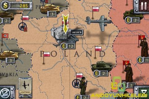 European War 2 v1.02 Hileli