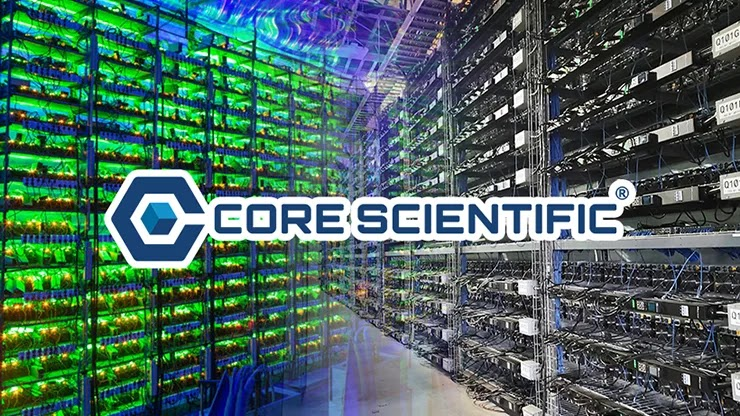 Core Scientific – одна из крупнехших майнинг-компаний