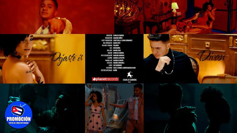 DIVAN - ¨Dejarte ir¨ - Videoclip - Director: Charles Cabrera. Portal Del Vídeo Clip Cubano. Música cubana. Reguetón romántico. Cuba.