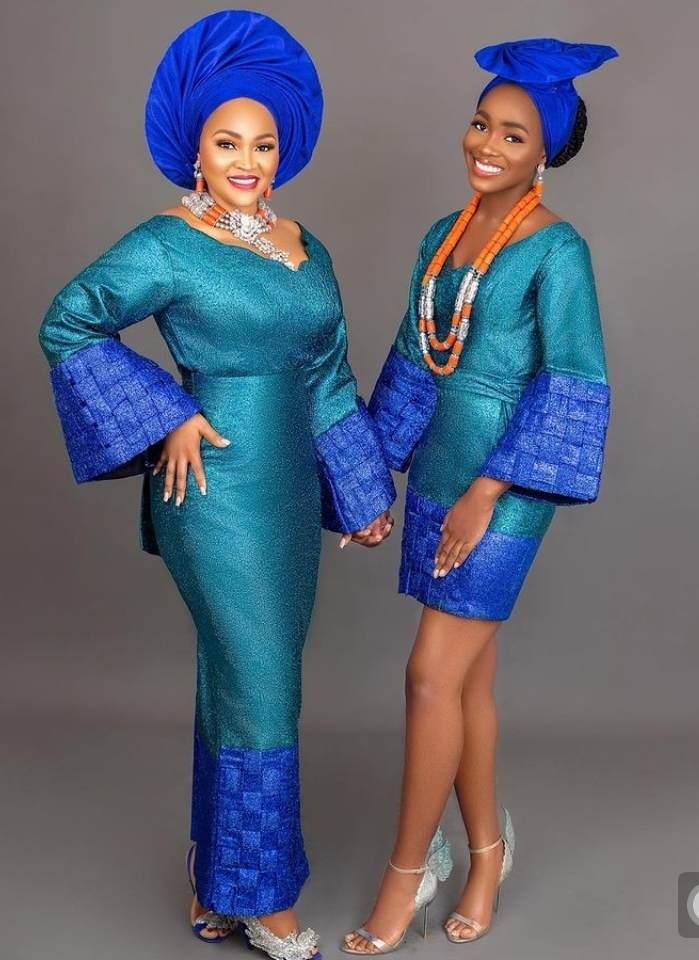 Mercy Aigbe celebrates daughter's birthday