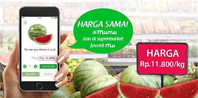 Kemudahan Berbelanja Sembako Di Toko Online Mumu