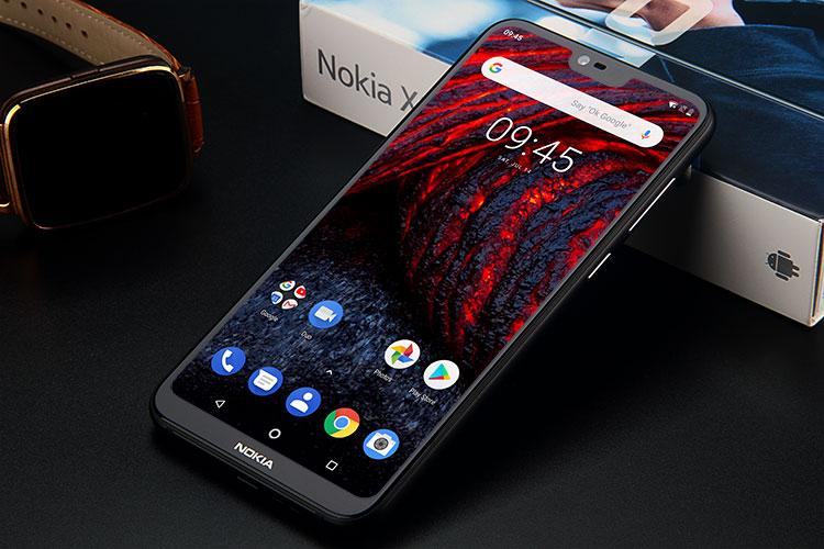 تعرف على هاتف Nokia X6 بخصائص 4GB/64GB و سعر خيالي !