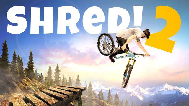 Shred! 2 v1.6.3 NSP XCI For Nintendo Switch