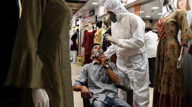 فيروس كورونا: يوم واحد في العالم 21.11.2020