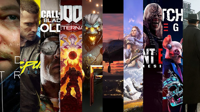 The Best PC Games 2021