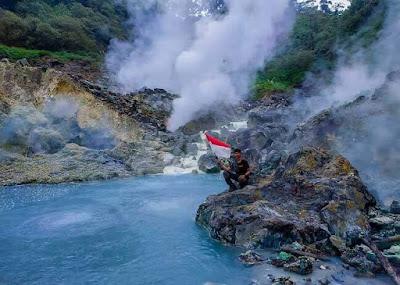 pemandian air panas bukit hitam kepahiang