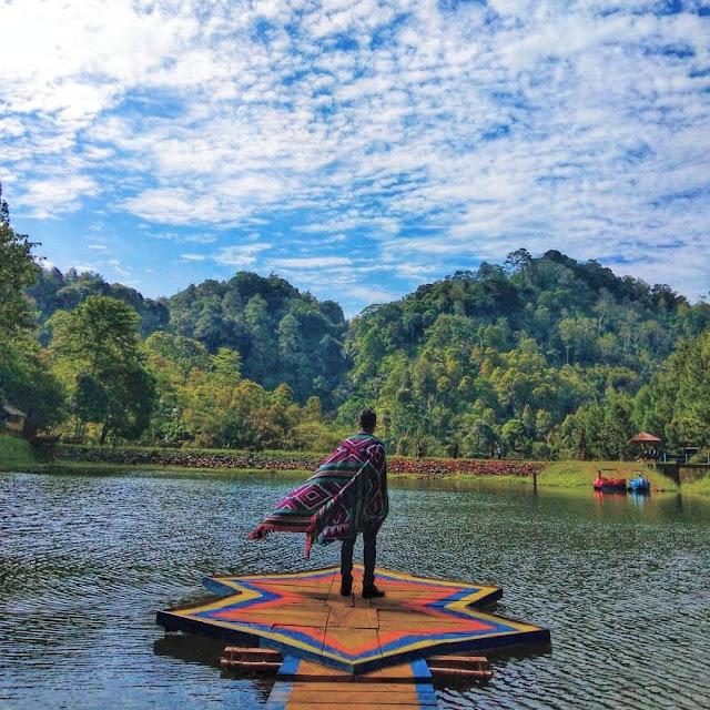 Tiket Masuk Situ Wulukut Kuningan Jawa Barat