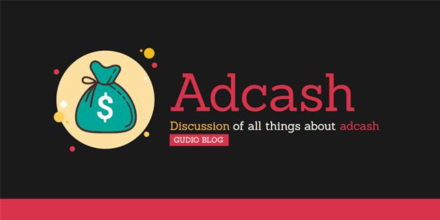 Sign Up Adcash - Logo