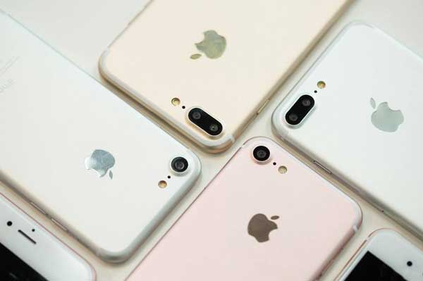 thay vỏ iPhone 7 Plus tại TPHCM