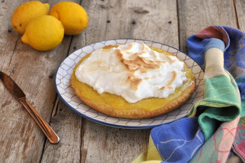 Lemon Meringue Pie Thermomix