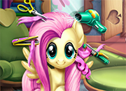 Fluttershy Real Haircuts juego