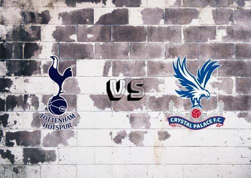 Tottenham Hotspur vs Crystal Palace  Resumen y Partido Completo