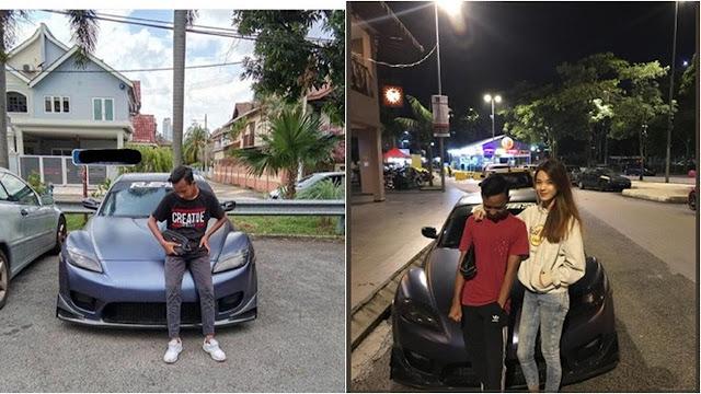 Dikecam Usai Numpang Foto di Mobil Orang, Tanggapan Pemiliknya Bikin Kagum