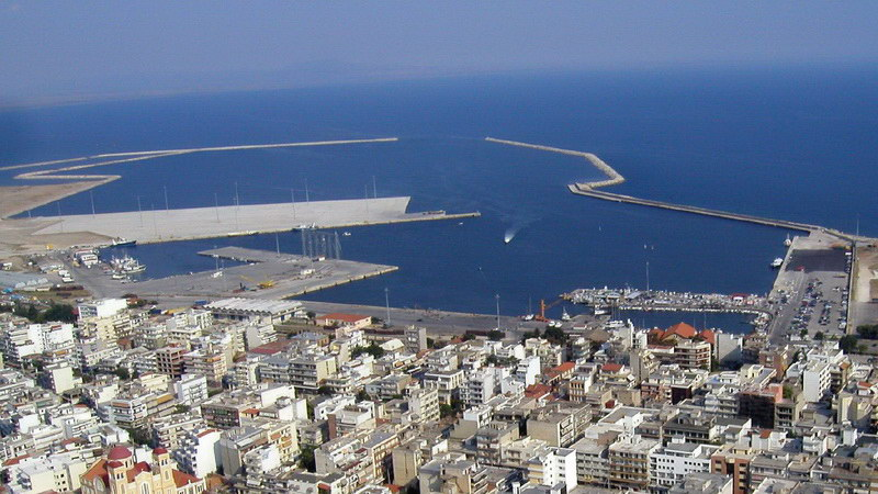 Οι Γερμανοί βλέπουν κινεζικό ενδιαφέρον για το λιμάνι της Αλεξανδρούπολης