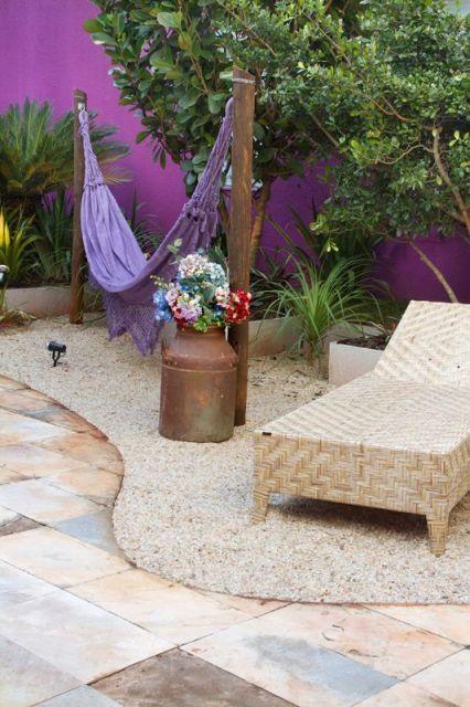 jardim-decoração-colorida