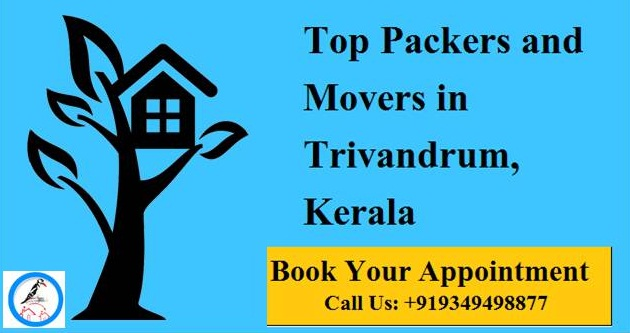 Top Packers and Movers, House Shifting in Trivandrum, Thiruvananthapuram
