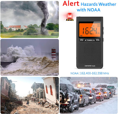 Discount Weather Emergency Alert Radio