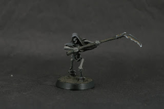 Sepulchral Guard's the Harvester (converted - front)