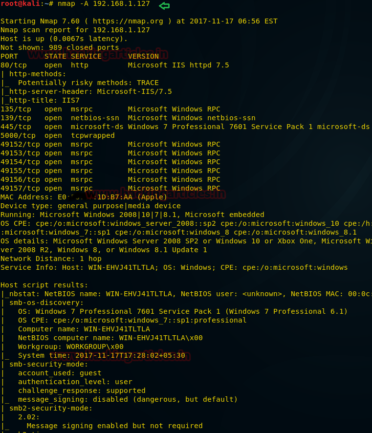 Network Scanning using NMAP (Beginner Guide)