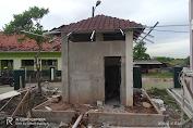 Hingga Batas Akhir Pembangunan WC Senilai Ratusan Juta Belum Rampung