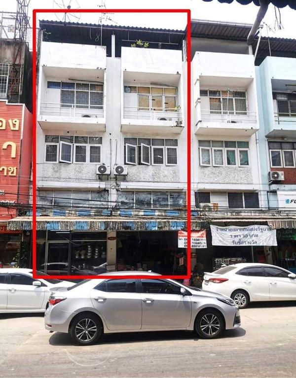 ขายอาคารพาณิชย์ 2 คูหา ปากซอยอ่อนนุช70/1 ถนนสุขุมวิท77 แขวง ประเวศ เขต ประเวศ กรุงเทพ