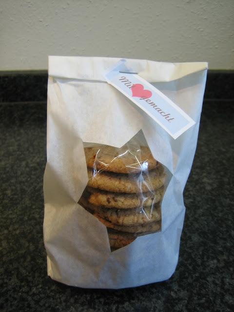 Geschenk aus meiner Küche: Cookies