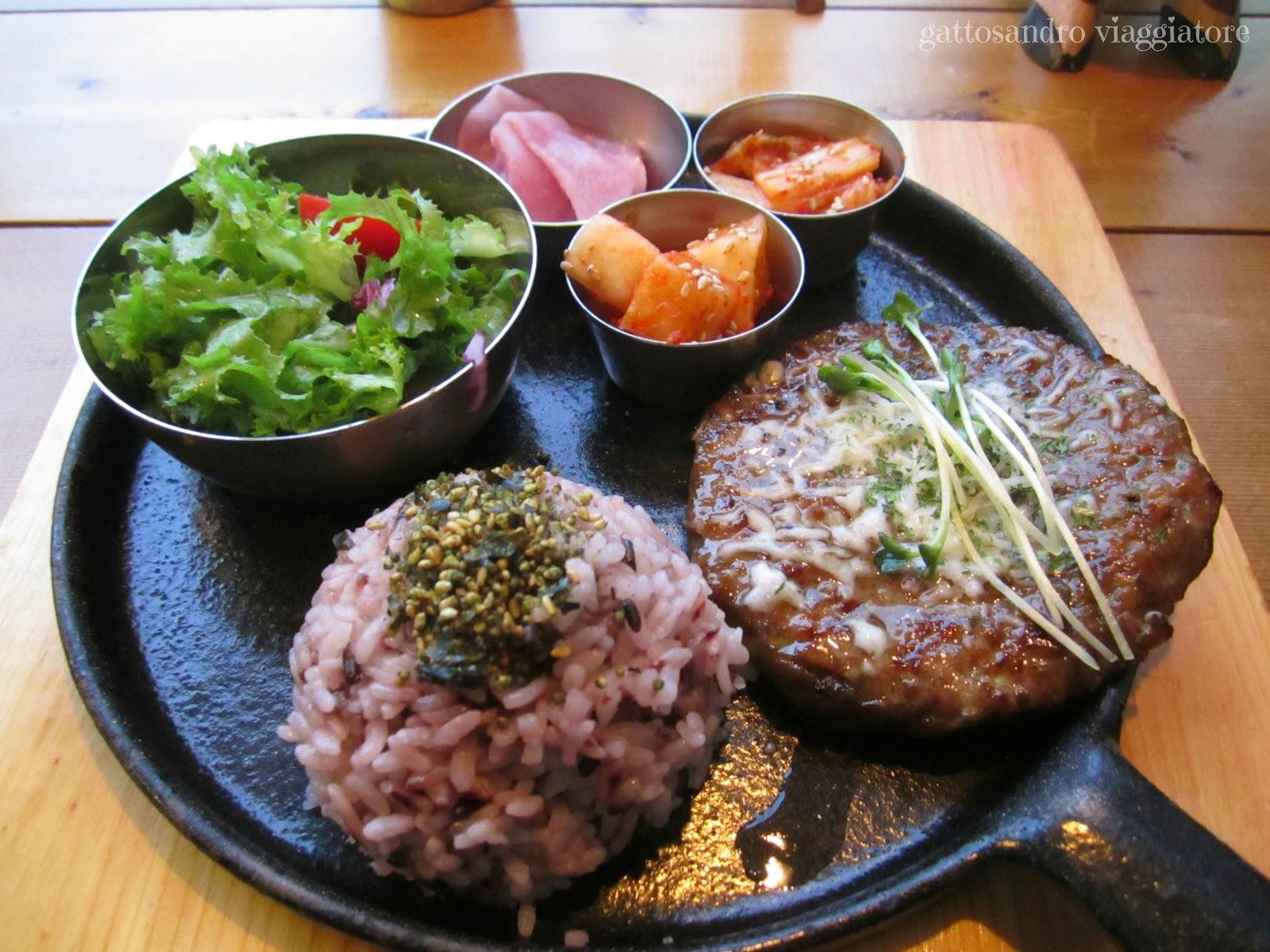 Food in Jeonju