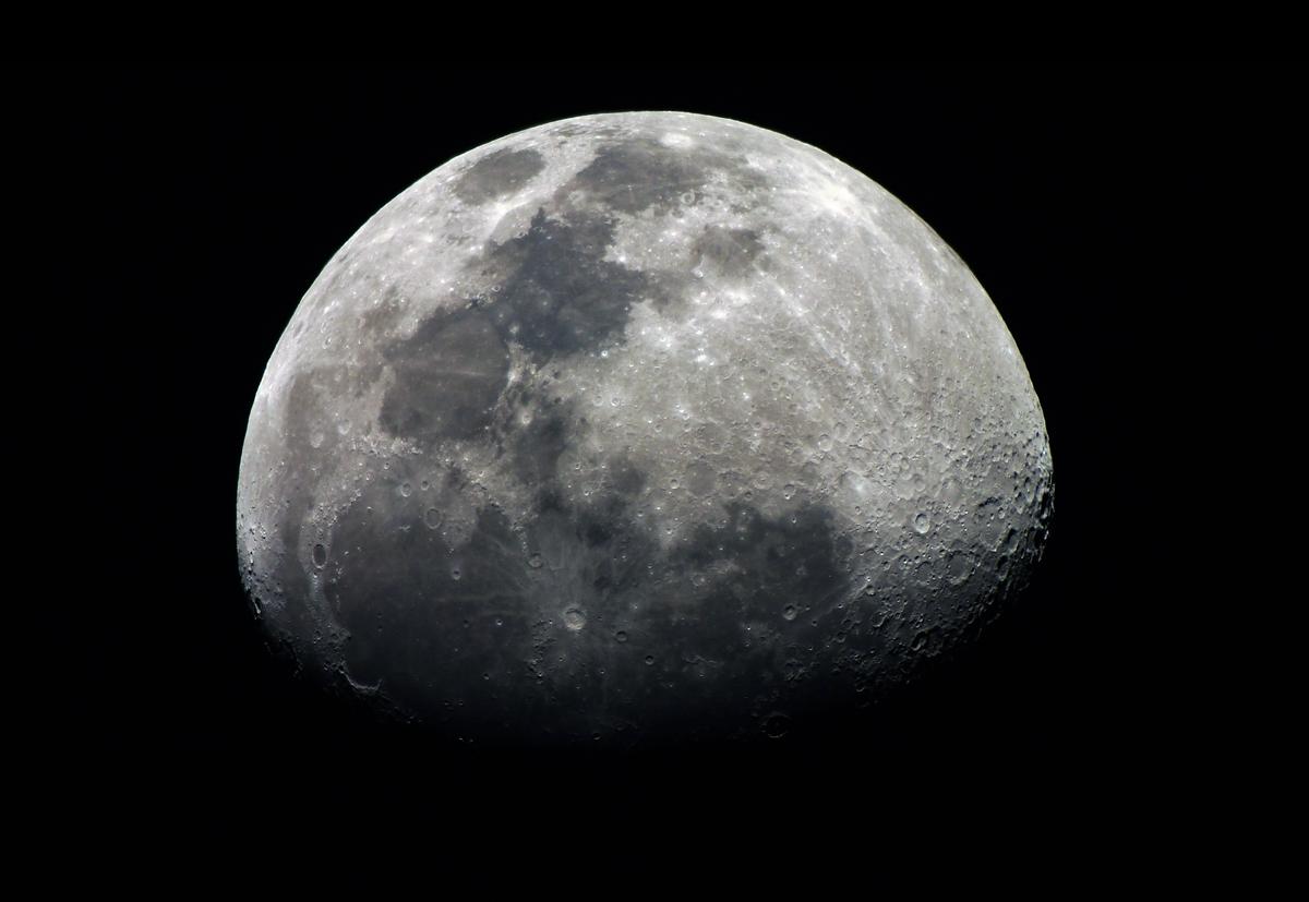 The Digiscoper: Tonight's Moon!