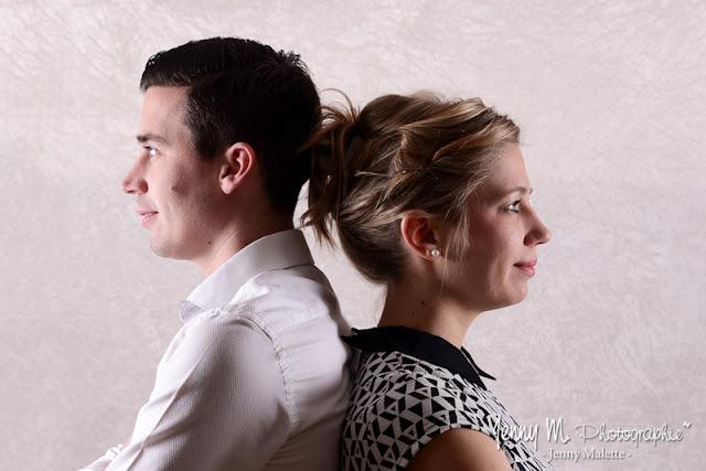Photographe couple love amoureux studio Luçon, Fontenay le comte, L'aiguillon sur mer