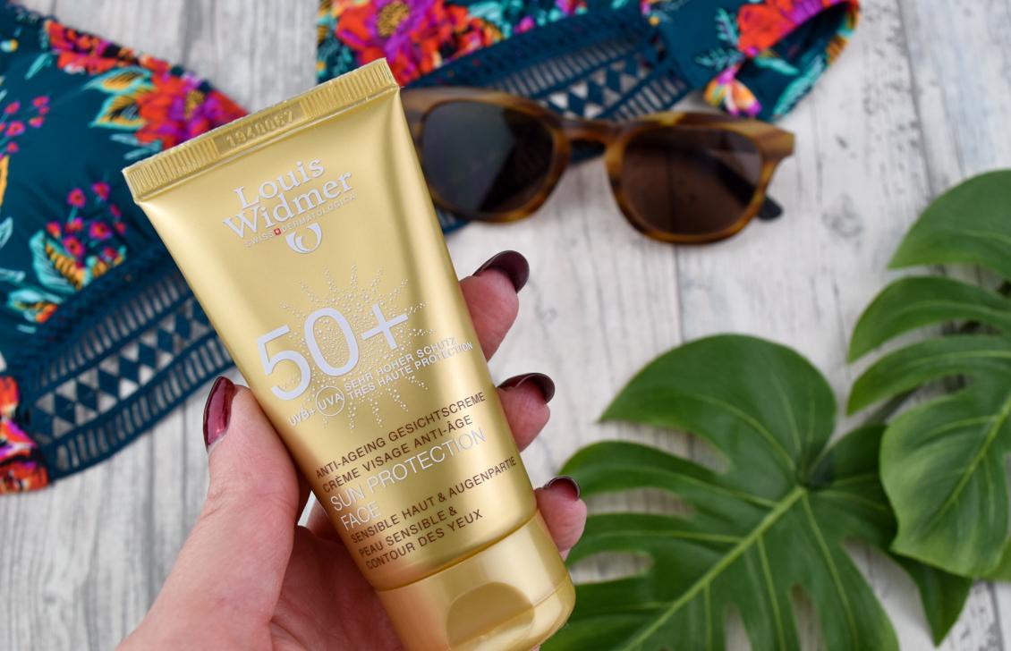 Sonnenschutz-Lieblinge aus der Apotheke Louis Widmer Anti-Aging Lichtschutzfaktor